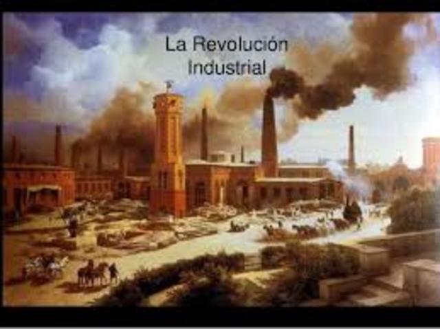 El origen de la Revolución Industrial