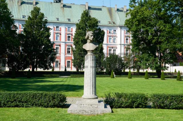 Памятник  в Познани (Польша)