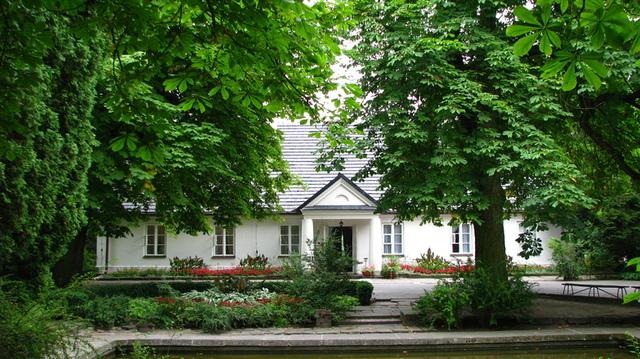 Дом музей  в Желязовой Воле.