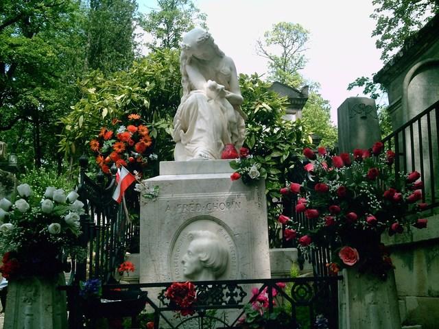 Смерть композитора.