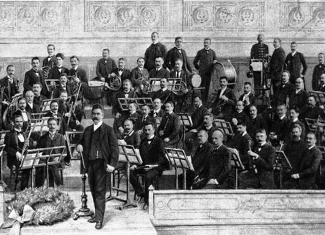 A Filharmóniai Társaság megalapítása