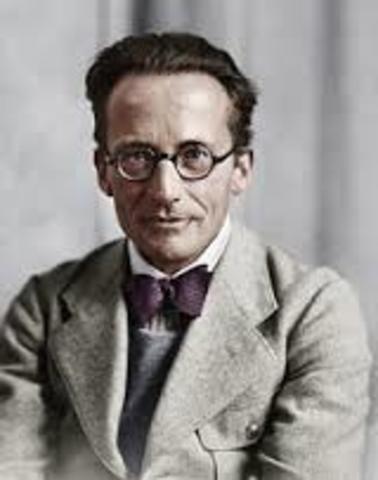 Erwin Rudolf Alexander Schrödinger