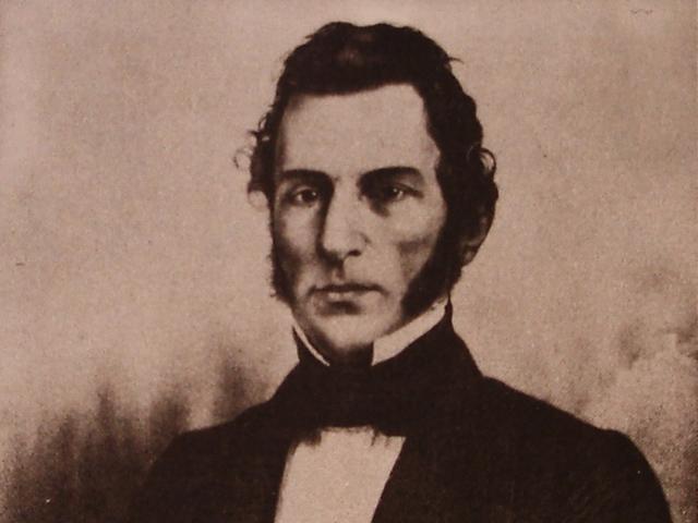 Valentin Alsina gobernador
