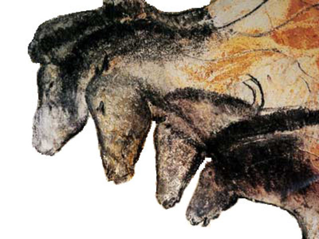 Paleolithic Cave Painting