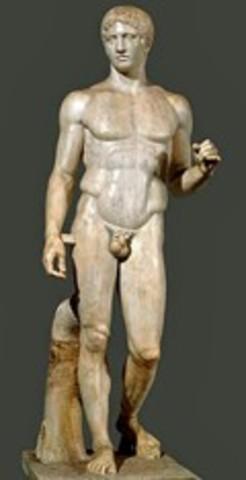 High Classical Greek Sculpture
