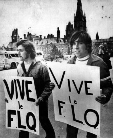 The Front de Libération du Québec (FLQ)