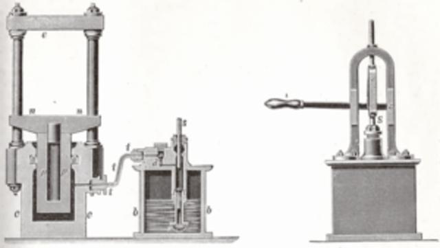 Premsa hidràulica