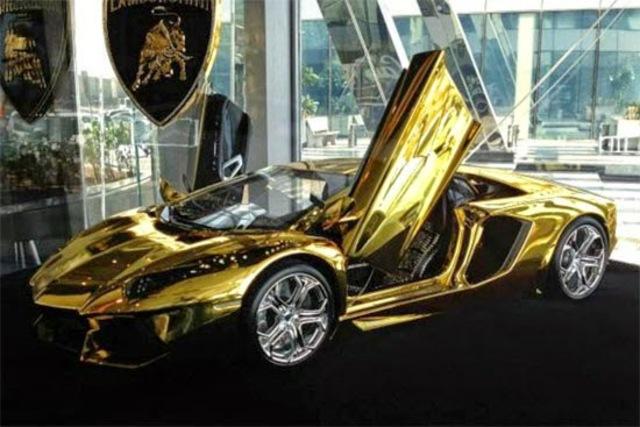Rodoviário-O carro mais caro do mundo
