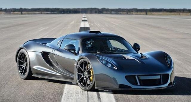 o caro mais rápido do mundo
