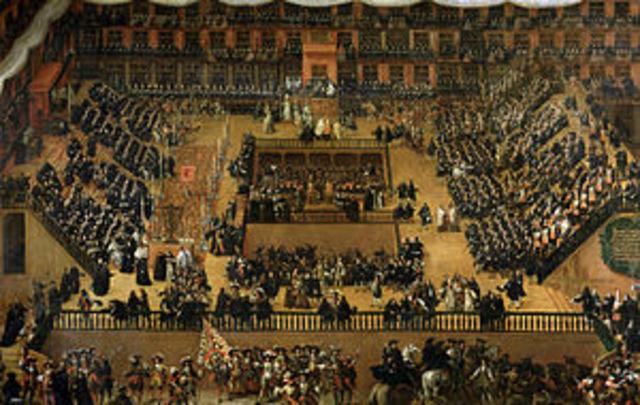 Creación del Tribunal de la Inquisición (1478)