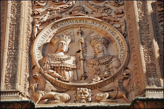 Los Reyes Católicos reúnen las coronas de Aragón y Castilla (1479)