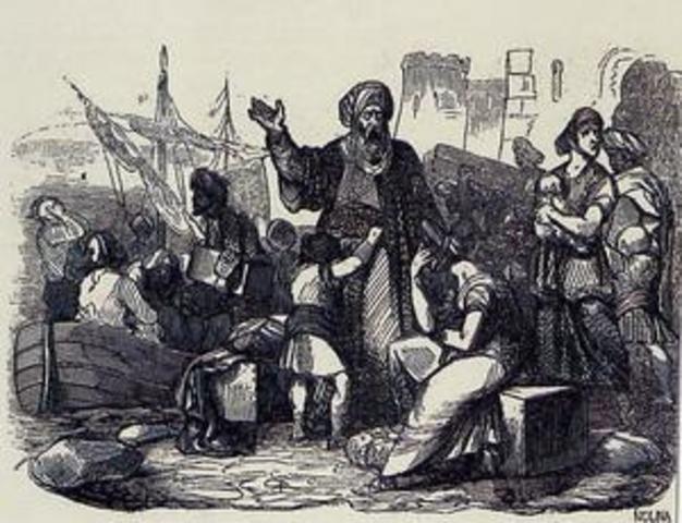 Expulsión de los judíos de España (1492)