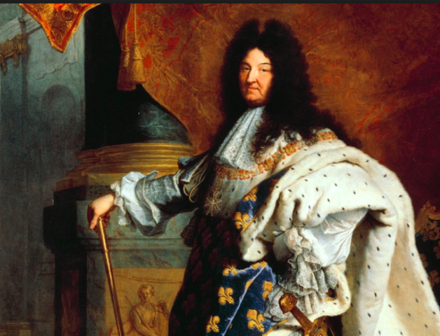 The power of state- Royal government