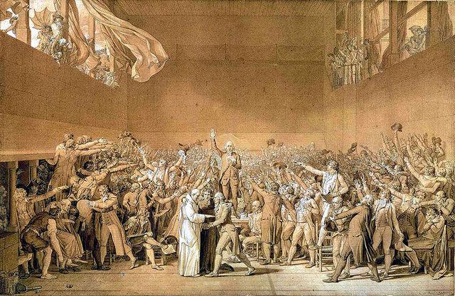 Los Estados Generales y la Asamblea Nacional