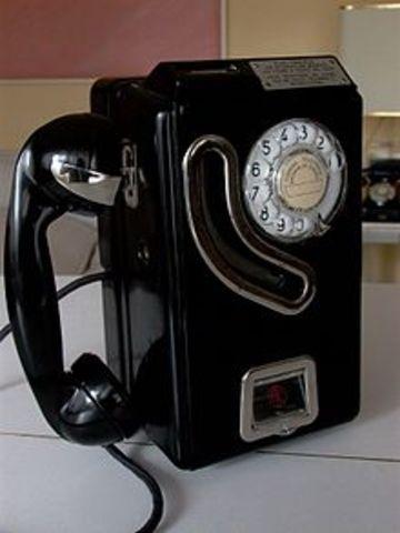 Telèfon de Bell.