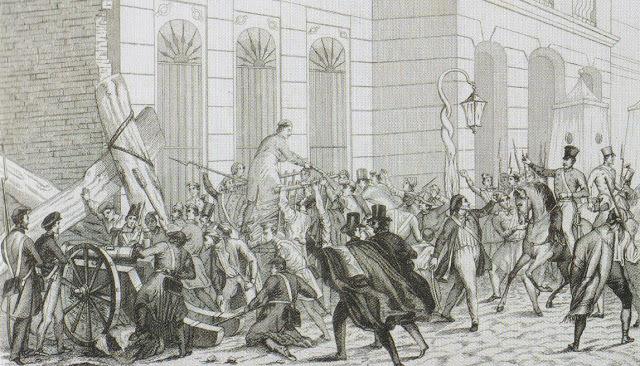 Primeres revoltes obreres Espanyoles