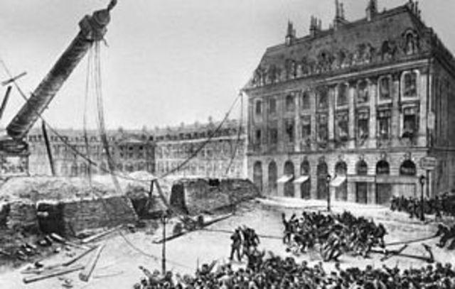 Revolució dels Comunards (Comuna de París)