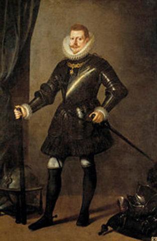 Muere Felipe III