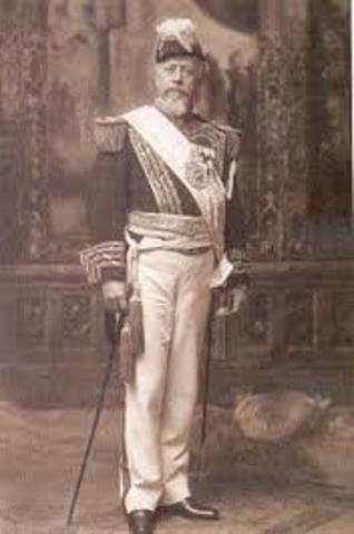 Julio Argentino Roca Presidente