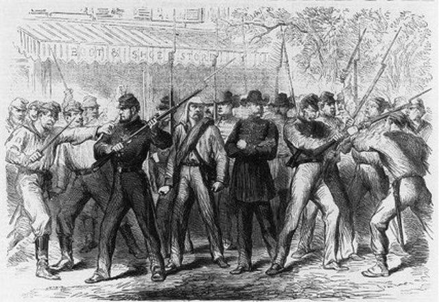 Met Confederate Solders