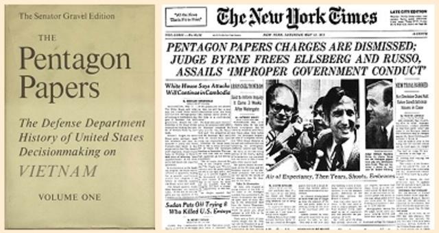 Vietnam- Pentagon Papers