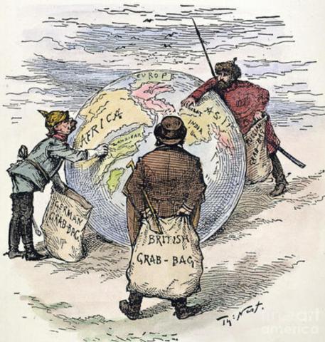 Imperialism- 1760-1867