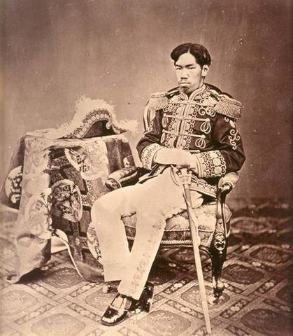 El Japón de la era Meiji