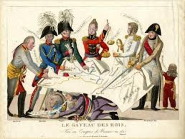 Congreso de Viena (1814-1815)
