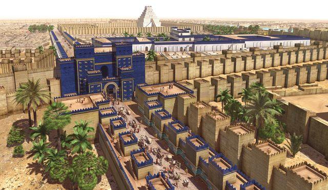 Failed seige of Babylon