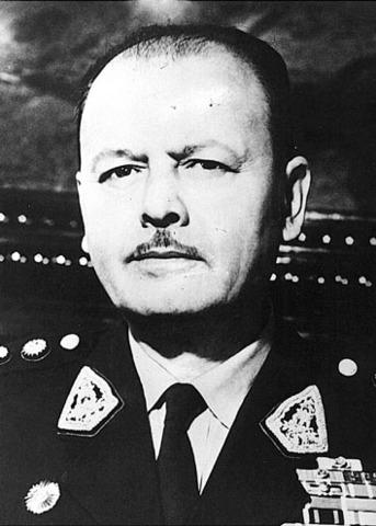Juan Velasco Alvarado 1968-1975