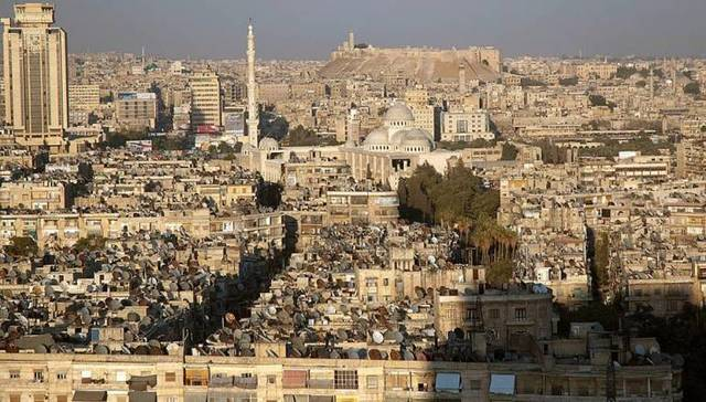 Muawiyah  moves the capital to Damascus