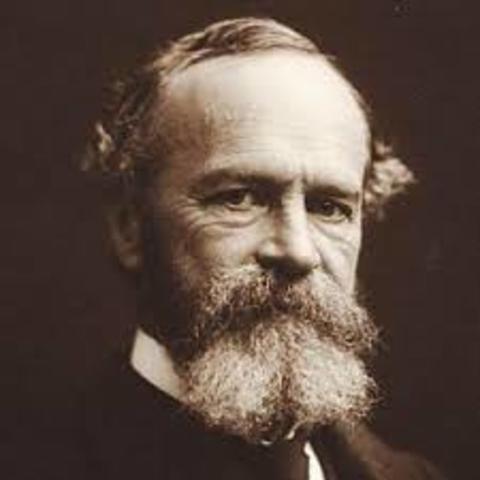 William James(1842-1910)