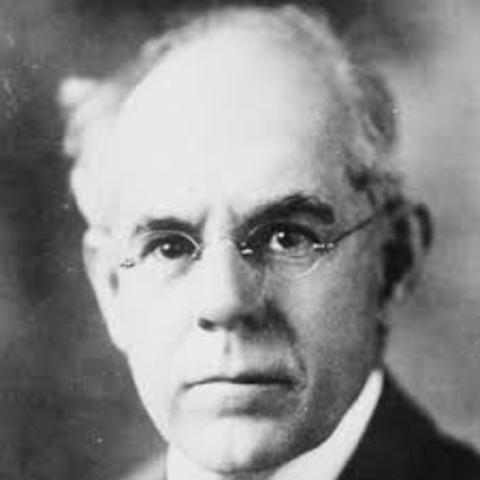 James McKeen Cattell ( 1860 –1944)