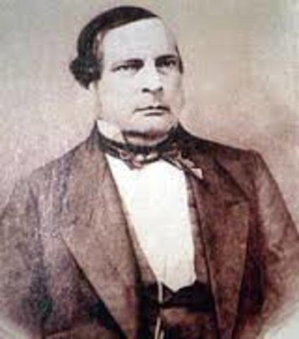 Santiago Derqui presidente de la Confederación