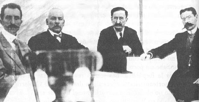 Tratado de Ciudad Juárez: