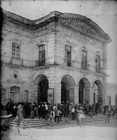 La soberana Convención revolucionaria de Aguascalientes