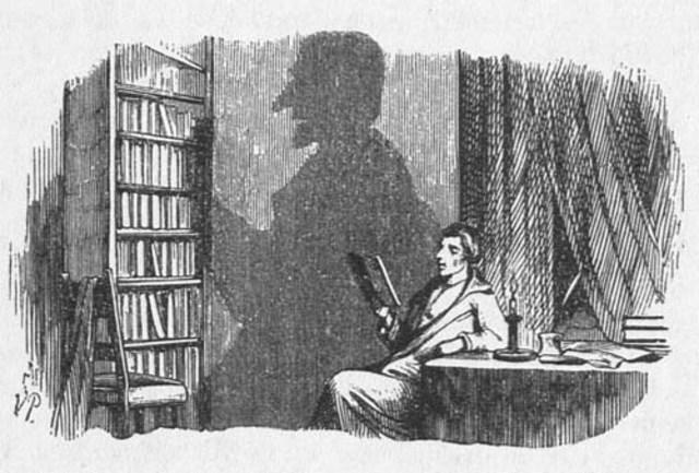 """Skyggen"" af H. C. Andersen"
