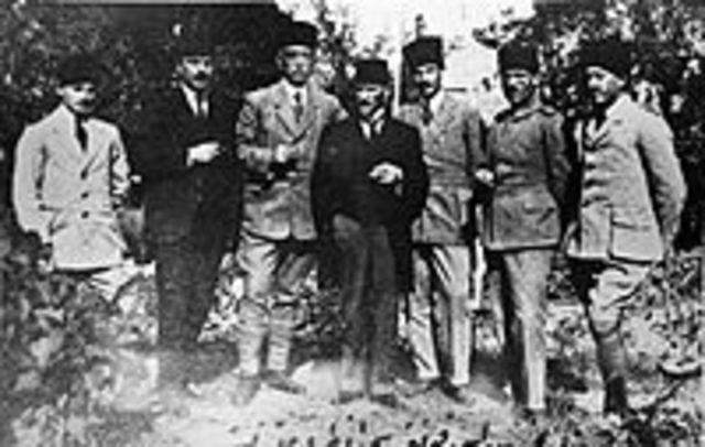 National Congress in Sivas