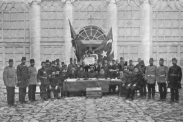 Ottoman General Elections - Turkish Nationalists Win