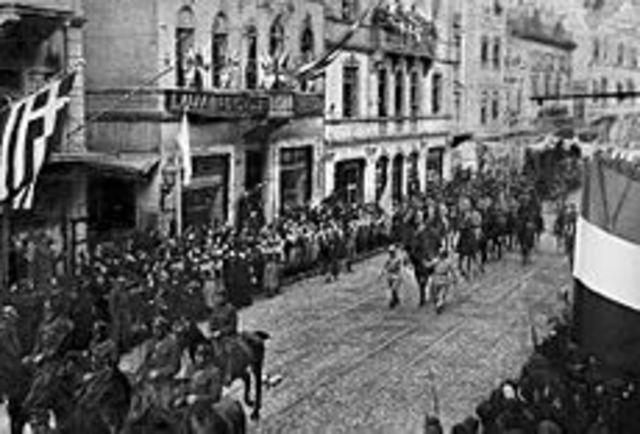 British Occupation of Turkey