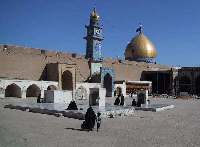 Ali moved the Capital form Medina to Kufa