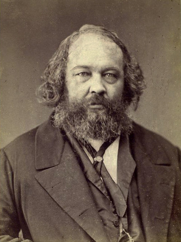 Mikhail Alexandrovich Bakunin