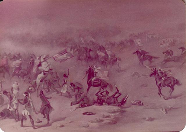 Battle of Nahrawan