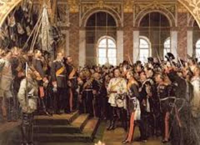 Unificación de Alemania: Tercera fase(1870-1871)