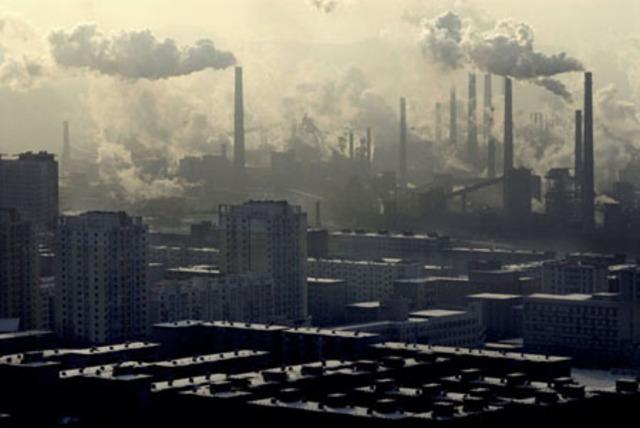 Aumento del capitalismo industrial