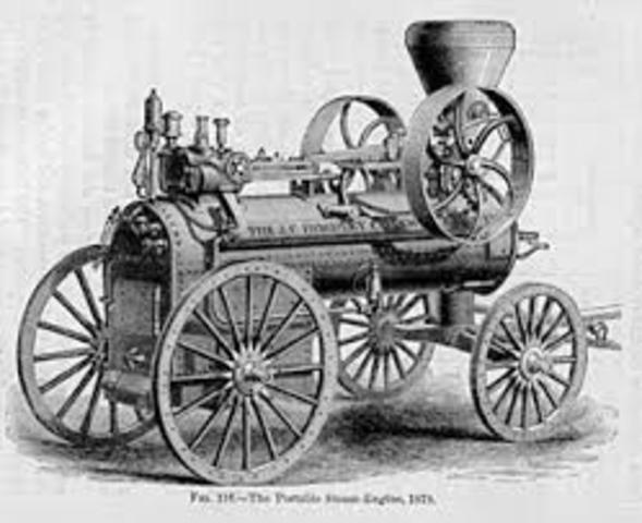 Máquina de vapor de alta precisión