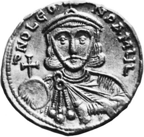 Leo III defeats the Syrian Army