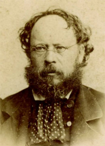 PIERRE JOSEPH PROUDHON.