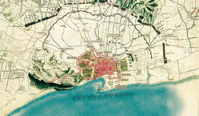 Ocupación de Barcelona