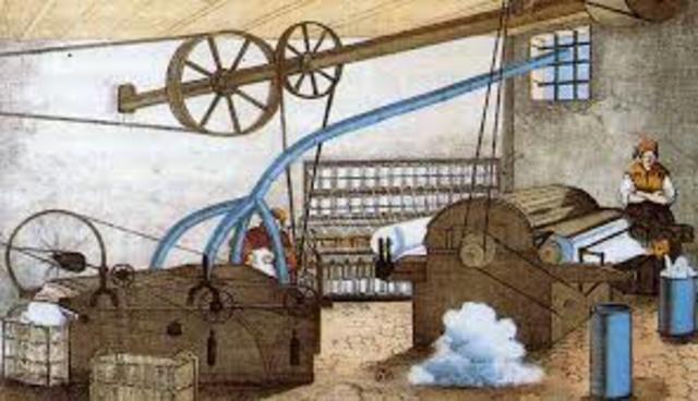fábrica en el Soho para producir máquinas de vapor